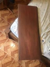 Tampo madeira maciça