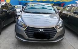 Hyundai HB20 Prateado