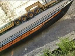 Canoa 6 metros . Borda alta . Produto novo  . Pronta entrega  .