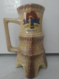 Caneca Cerâmica Portela (Item Raro)
