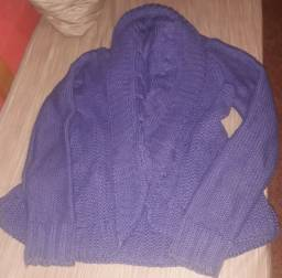 Casaco tricô veste m