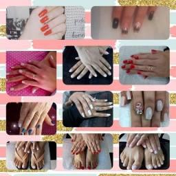 Val manicure e pedicure à domicílio