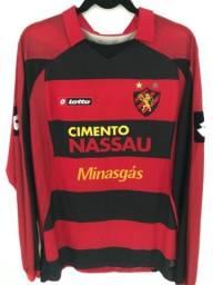 Título do anúncio: Camisas Sport Recife 2008 #jogo