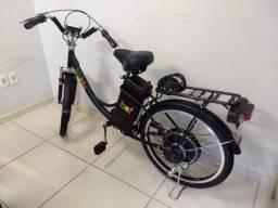 Bicicleta Elétrica - Bio Bike - Incluso Capacete, Capa para Banco e Corrente com Senha