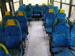 Banco ônibus - bancada