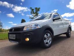 Fiat Strada Hard Working Único Dono Apenas 29.000 km - Saveiro Montana Fiorino Hilux S10 - 2018