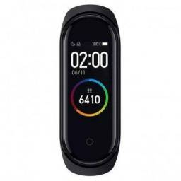 Relogio inteligente Xiaomi MI Band 4 smartwatch digital touch