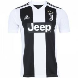 Camisa Juventus Tamanho M, C. Ronaldo, Nº: 7 I 18/19 adidas - Masculina