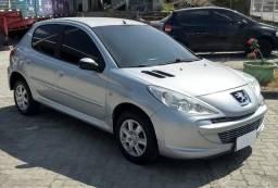 Peugeot 207 Xr 1.4 Hatch ano 2012 Repasse