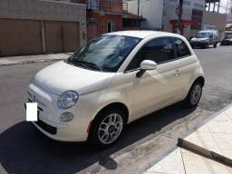 Fiat 500 1.4 Flex Completo (Licenciado 2019)Carro de Procedência - 2012