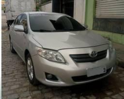Corolla 2009 Emplacado até março 2020 - 2009