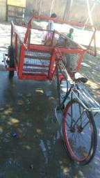 Carrinho triciculo
