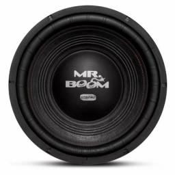 """Alto Falante Sturdy Strong Mr boom 12"""" 200Wrms"""