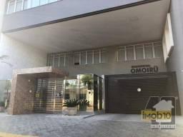 Apartamento com 3 dormitórios para alugar, 101 m² por R$ 2.750,00/mês - Residencial Omoiru