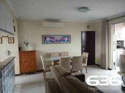 Apartamento à venda com 3 dormitórios em Bucarein, Joinville cod:01028603