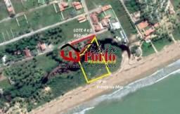 Vende-se Terrenos com 950 m² praia do Sabacuí em Nova Viçosa Ba