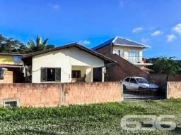 Casa à venda com 2 dormitórios em Salinas, Balneário barra do sul cod:03016270