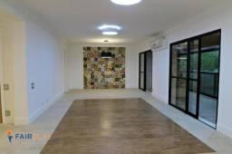 Apartamento com 3 dormitórios para alugar 165 M²  Panamby