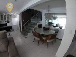 Cobertura Duplex em Jardim Camburi na quadra do MAR 3 quartos com 3 suítes