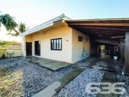 Casa à venda com 3 dormitórios em Salinas, Balneário barra do sul cod:03016302