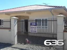Casa à venda com 3 dormitórios em Costeira, Balneário barra do sul cod:03015512