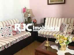 Apartamento à venda com 2 dormitórios em São cristóvão, Rio de janeiro cod:MBAP22424