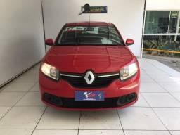 Renault Sandero 1.0 Expression 2017 Completo