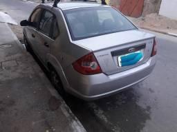 Fiesta sedan - 2007