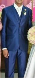 Terno Completo Azul