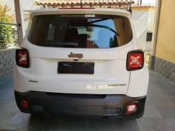 Jeep Renegate LIMITED - Semi-novo - 2017