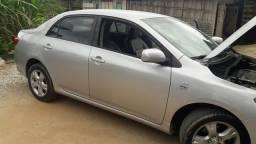 Toyota Corolla 2010 manual impecável - 2010