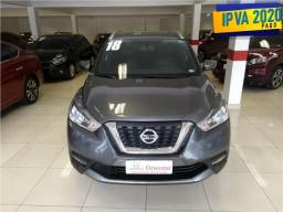Nissan Kicks 1.6 16v flex sl 4p xtronic - 2018