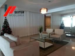 Apartamento 2 dormitorios totalmente mobiliado com 2 vagas Trindade Florianopolis