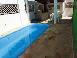 Excelente Casa Com 3 Quartos em Tamandaré, Próximo ao Mar!!!