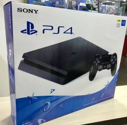 PS4 SLIM NOVO LACRADO..