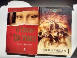 Livros usados em bom estado