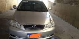 Corola 2008 xei até automático.1.8. compreto
