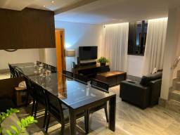 Apartamento cobertura 4 quartos 200 m² bairro ouro preto, pampulha, belo horizonte