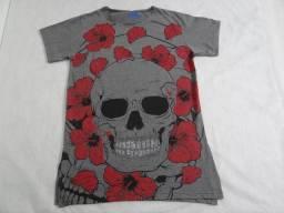 Camisetas Masculina Caveira 2 por 99,99 Mais Brinde