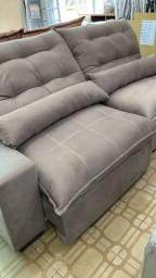 Sofá retrátil em grande estilo