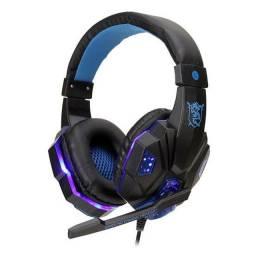Headset gamer p1/p2/usb Soyto excelente qualidade ENTREGA GRÁTIS
