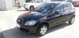 GM Celta LT 1.0 8V 2012 Preto Completo, Único Dono, Excelente Estado