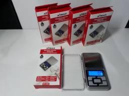 Título do anúncio: Mini Balança Digital de Bolso 0,1g até 500g Xtrad
