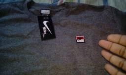 Camisa Nike Preta Original Futura Icone Casual Logo Dri Fit