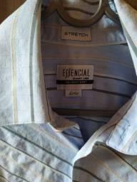 Camisa social Essencial de Mary Zaide.
