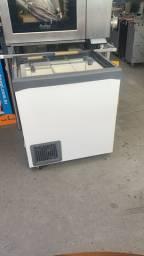 Freezer Porta de Vidro 220 Litros - Pedro