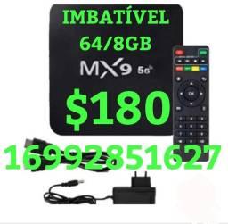 Smart TV BOX MX9 5G 64/8gb