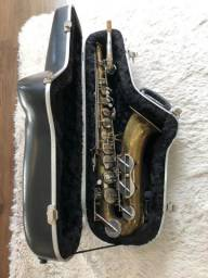 Saxofone tenor king lemaire