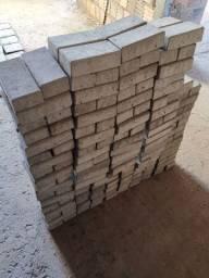Tijolos de concreto para calçada