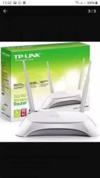 Vendo Modem roteador TP-LINK